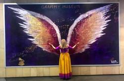Angel Wings Back