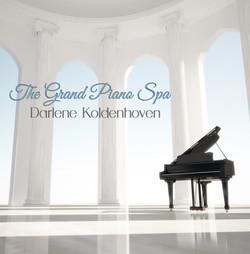 The Grand Piano Spa V1 Album Cover