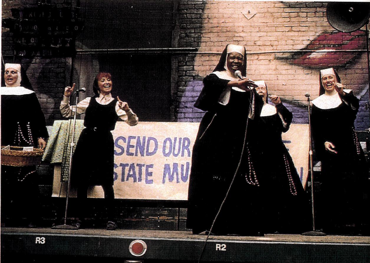 Darlene in Sister Act 2
