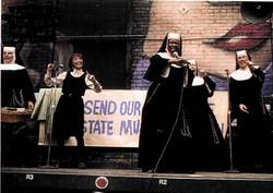 Darlene in Sister Act 2