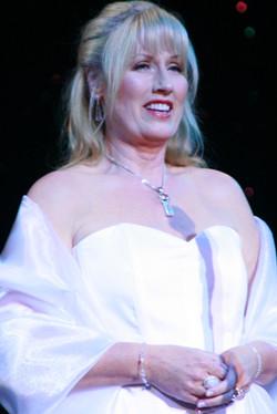 Darlene in Diva's Simply Singing