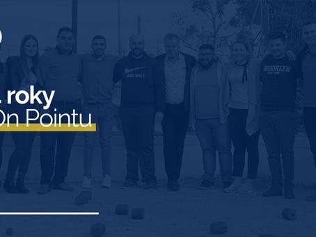 On Point – od tříhlavého startupu po mezinárodní společnost
