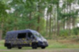 Kinder Scout Camper Van Conversion