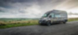 Kinder Scout Camper Van