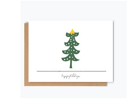 CHRISTMAS TREE V.
