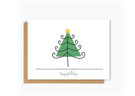 CHRISTMAS TREE I.