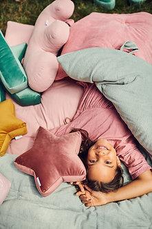 Little Velvet Star Pillow