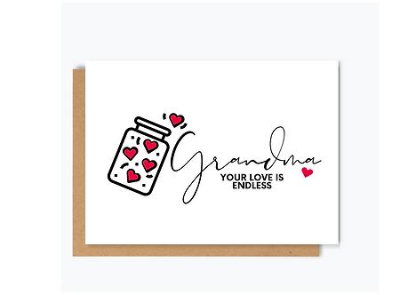 Grandma's Endless Love