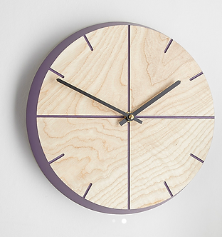 Five Wall Clock