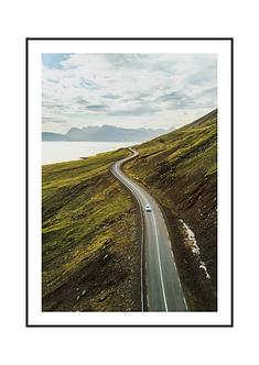 Beautiful Road Poster