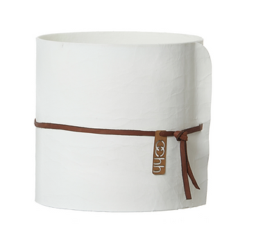 NEW YORK PAPER POT- SMALL