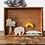 Thumbnail: Wooden African Animals