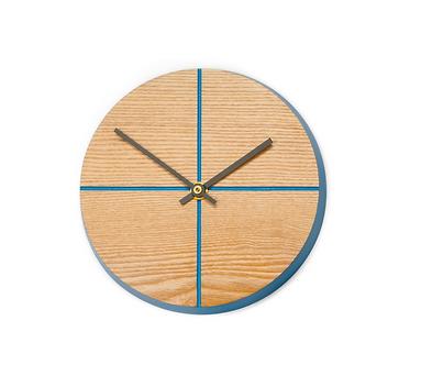 Quarter Wall Clock