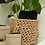 Thumbnail: Woven basket set