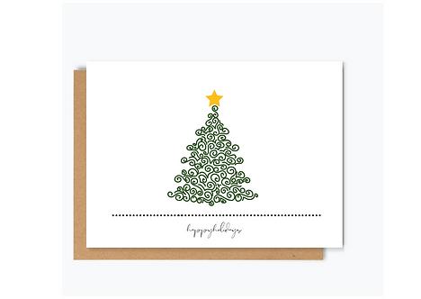 CHRISTMAS TREE II.