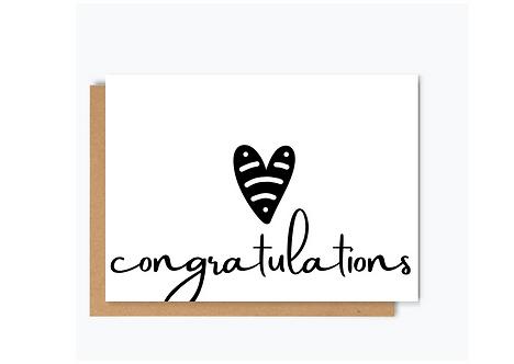Congratulations Heart