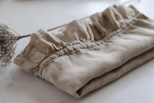 LINEN TEA TOWEL- NATURAL