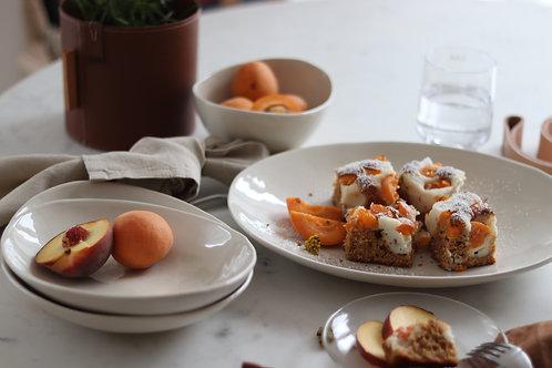 DINNER PLATE- IVORY