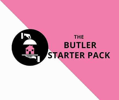The Butler Starter Pack