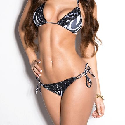 The Lace Bikini