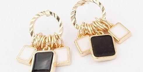 'Arabella' Vintage Style Earrings