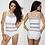 Thumbnail: Mesh Swimsuit White