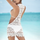 Thumbnail: White Ladies Beach Cover Up by Mapale