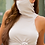 Thumbnail: Beige Turtle Neck With Integrated Face Mask