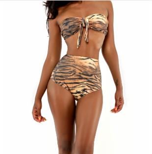 animal print swimwear, ibiza swimwear, ibiza style, zoo project bikini, ibiza bikinis, ibiza swimwear
