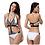Thumbnail: Black and White Bandage Monokini
