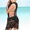 Thumbnail: Black Ladies Beach Cover up