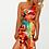 Thumbnail: Orange Beachwear Maxi Dress