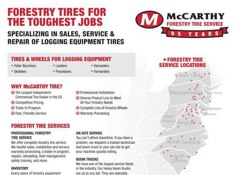Visit McCarthy Tire Service at EXPO Richmond 2021