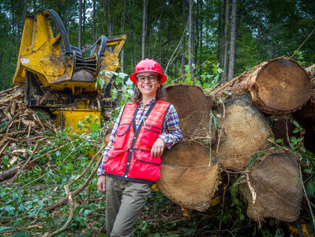 Did you know that there's a Master Logger training program in Maryland?