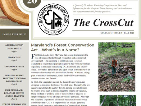 Check out our Fall newsletter!