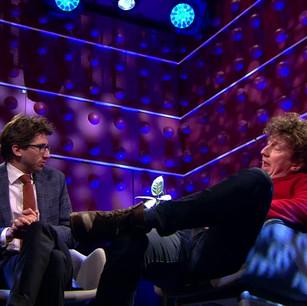 Over Stephen Hawking