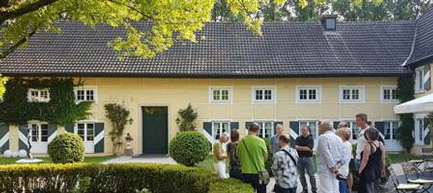 Warum verzögert sich der Umbau von Haus Graven ?
