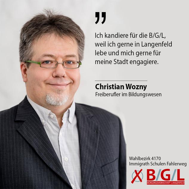 Christian Wozny