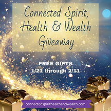 _Connected Spirit Health & Wealth Giveaw