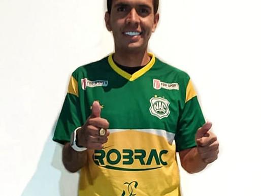 Colombiano Sergio Villarreal já está em Patos
