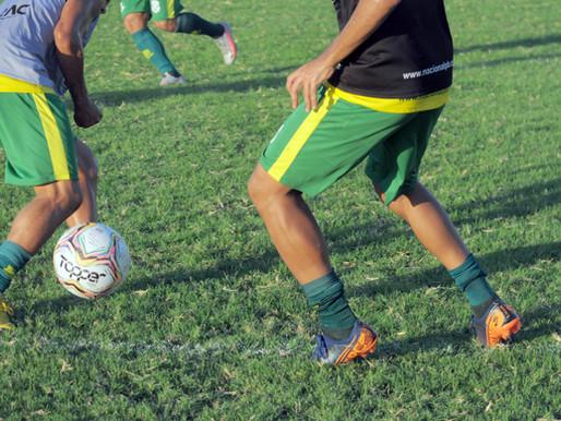 Nacional aproveita adiamento do Paraibano para intensificar treinos e praparação para o estadual