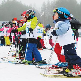 Детская школа горнолыжного спорта