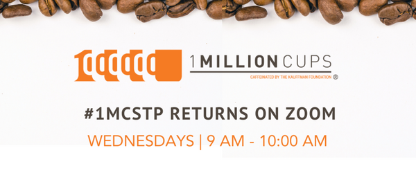 1 Million Cups St. Pete - TableDOT