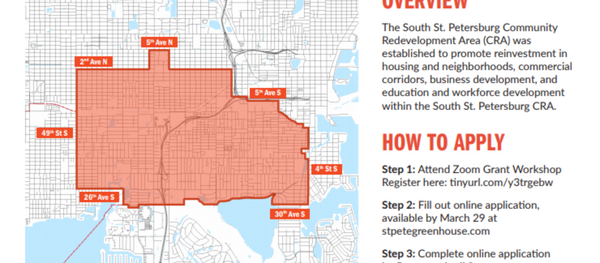 South St. Pete - CRA Place-Based Opportunities