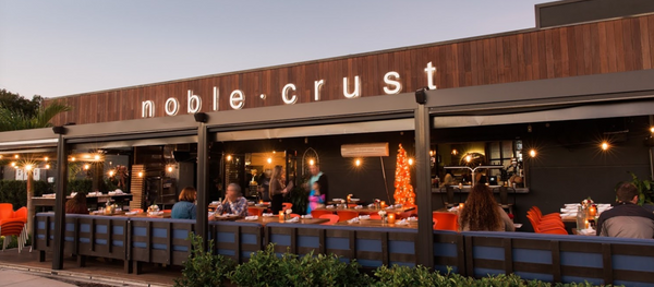 Food and Drink St. Pete - Noble Crust