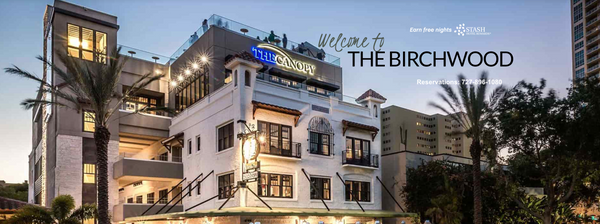 Where to Stay - The Birchwood