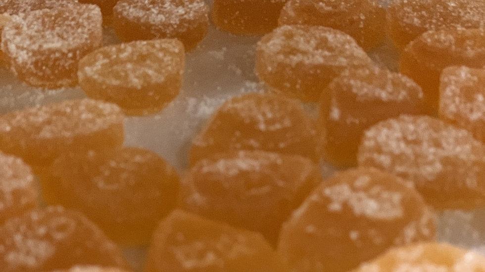 30 MG CBD gummy domes 4.5 grams ea