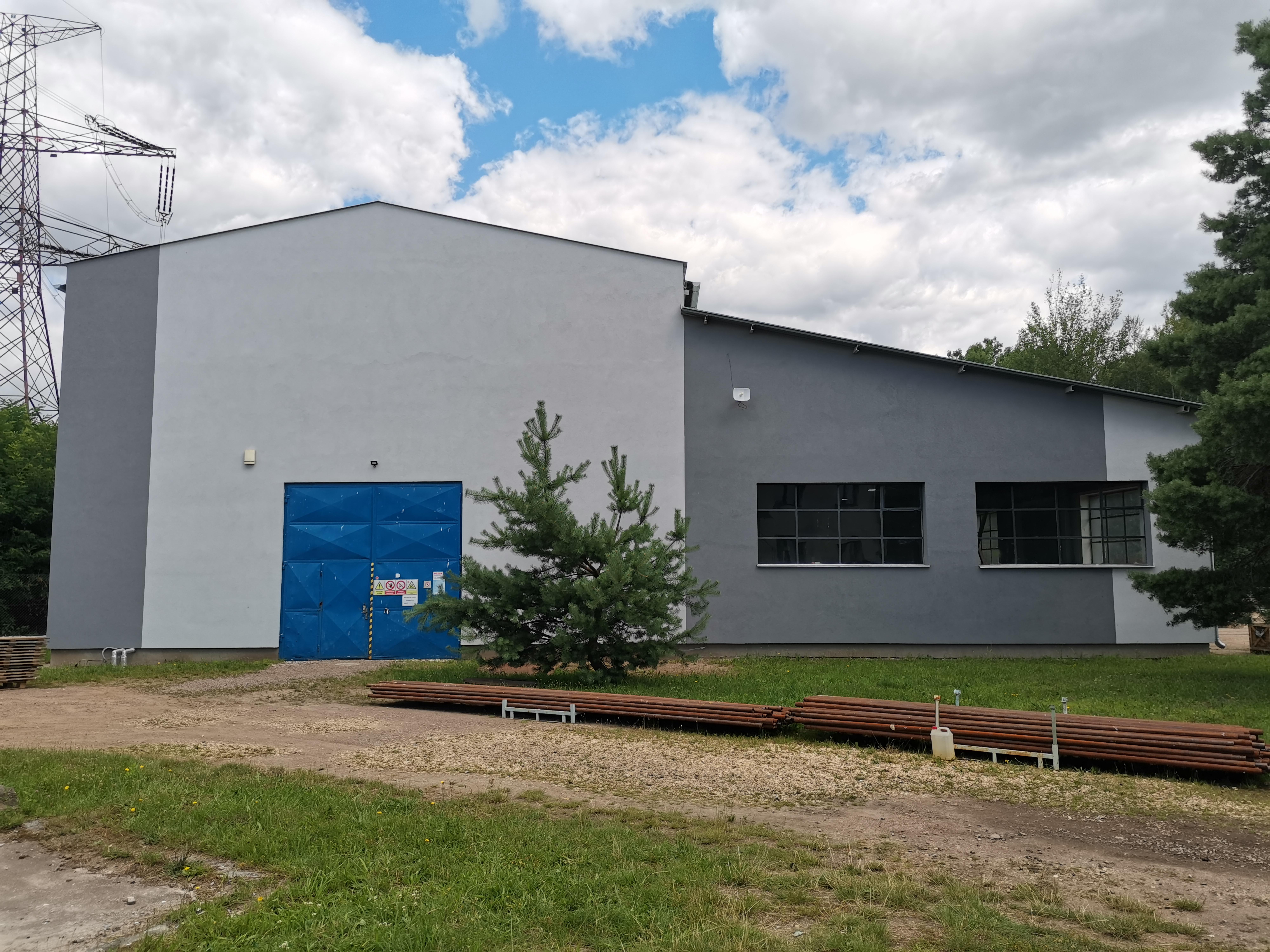Výrobní hala Trnávka