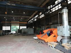 Production hall Kladruby nad Labem