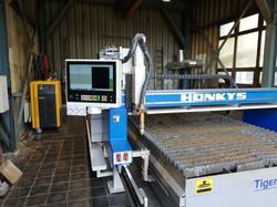 CNC Cutting machine Honkyš